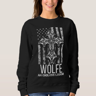 Funny T-Shirt For WOLFE