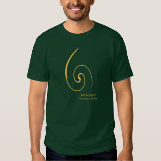 Funny T-Shirt Restaurant Danube