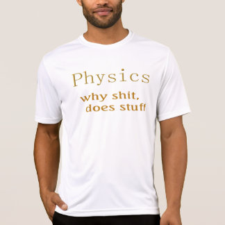 Funny t-shirts physics