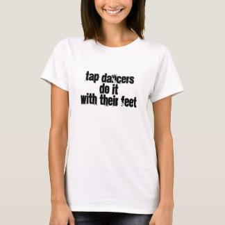 funny tap dancer shirt