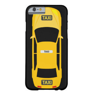 Funny Taxi Driver Barely There iPhone 6 Case