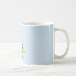 Funny 'Tea-rex' Dinosaur Coffee Mug