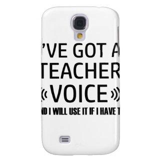 Funny Teacher voice designs