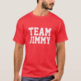 Funny 'Team Jimmy' T-Shirt as Seen on Jimmy Kimmel
