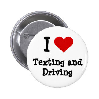 Funny texting and driving button