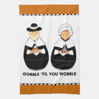 funny Thanksgiving Kitchen Towel