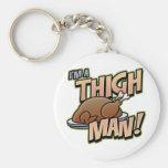 Funny Thanksgiving Thigh Man T-Shirts