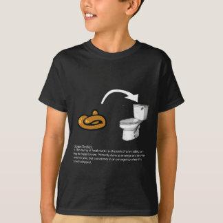 Funny The upper decker T shirt