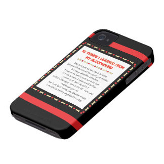 Funny Things I Learned From My Bloodhound Case-Mate iPhone 4 Case