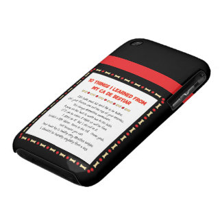Funny Things I Learned From My Ca de Bestiar iPhone 3 Cases