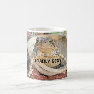 Funny TOADLY SEXY Toad Coffee Mug