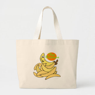 Funny Top Banana T-shirts Gifts Canvas Bags