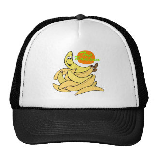 Funny Top Banana T-shirts Gifts Trucker Hat