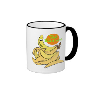 Funny Top Banana T-shirts Gifts Coffee Mug