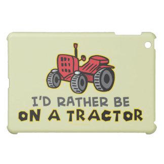 Funny Tractor iPad Mini Cases