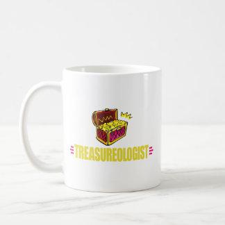 Funny Treasure Hunting Coffee Mug
