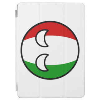 Funny Trending Geeky Italy Countryball iPad Air Cover