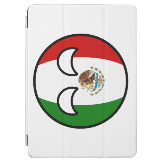 Funny Trending Geeky Mexico Countryball iPad Air Cover