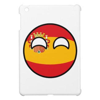 Funny Trending Geeky Spain Countryball iPad Mini Cover