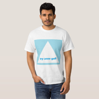 Funny Triangle T-Shirt
