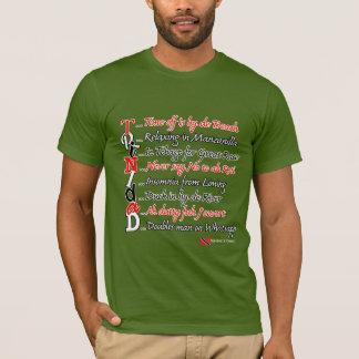 Funny Trini Description 3 T-Shirt