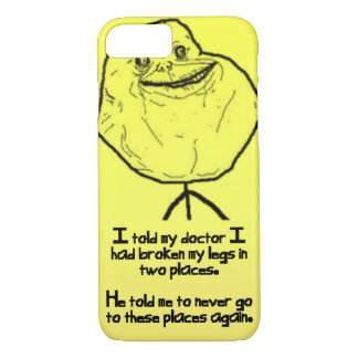 Funny Troll Doctor LOL iPhone 7 case