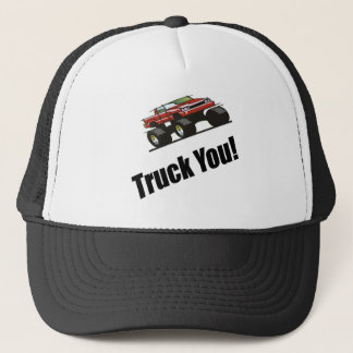 Funny Truck You T-shirts Gifts Trucker Hat