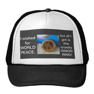 Funny Truckers Hat