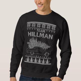 Funny Tshirt For HILLMAN