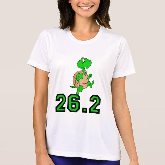 Funny turtle marathon T-Shirt