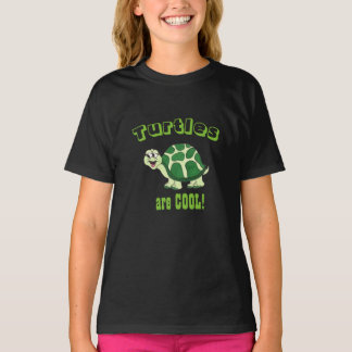Funny Turtle - T-shirt