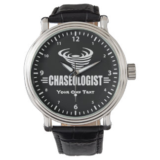 Funny Twister Storm Chaser Weather Geek Watch