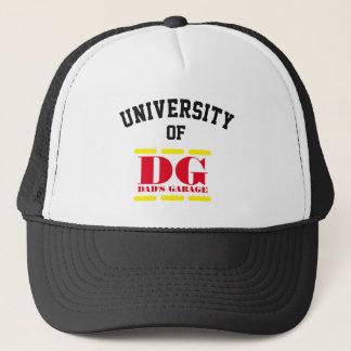 Funny - University of Dad's Garage - Trucker Hat