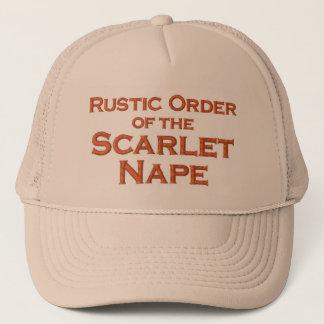 Funny Upscale Redneck Trucker Hat