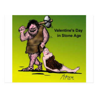 Funny Valentine s Day Comic Post Cards