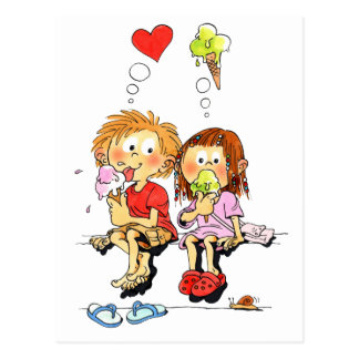 Funny Valentines Cards Postcard