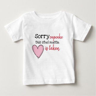 funny valentine's day shirt for toddler