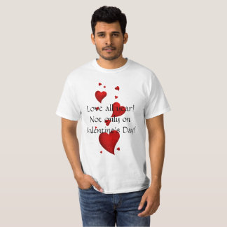 Funny Valentine's Day t-shirt