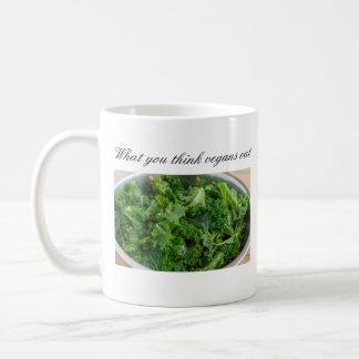 Funny Vegan Food Mug