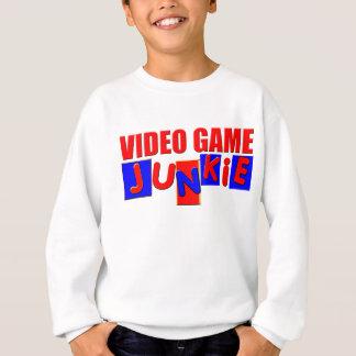 Funny video game sweatshirt
