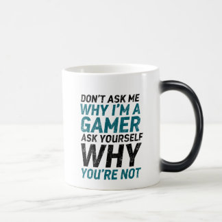 Funny Video Games Mug for Gamer and Geek