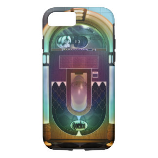 Funny Vintage Jukebox iPhone 8/7 Case