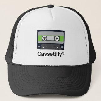 Funny Vintage Old Music Cassette Tape Trucker Hat