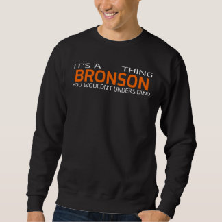 Funny Vintage Style T-Shirt for BRONSON
