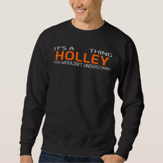 Funny Vintage Style T-Shirt for HOLLEY