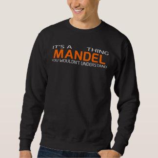 Funny Vintage Style T-Shirt for MANDEL