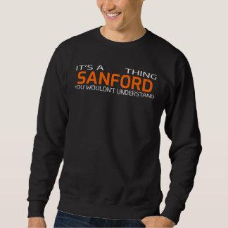 Funny Vintage Style T-Shirt for SANFORD
