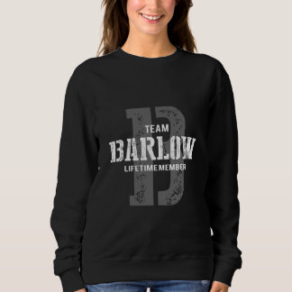 Funny Vintage Style TShirt for BARLOW