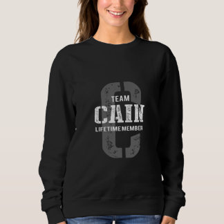 Funny Vintage Style TShirt for CAIN