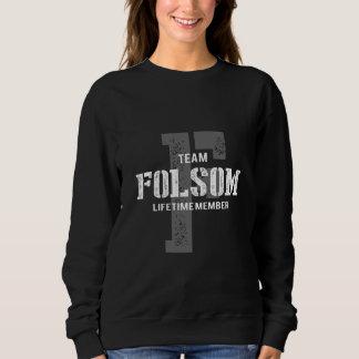 Funny Vintage Style TShirt for FOLSOM